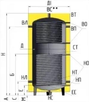 Схема Kuydych ЕА-11