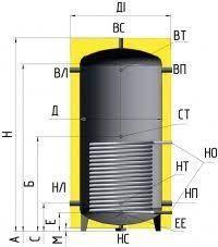Схема Kuydych ЕА-01