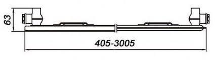 Схема радиатора Kermi PKO